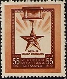 Romania 1952 Labor Day