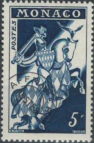 Monaco 1957 Knight