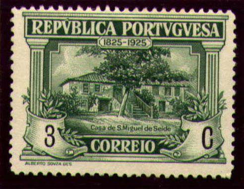 Portugal 1925 Birth Centenary of Camilo Castelo Branco b.jpg