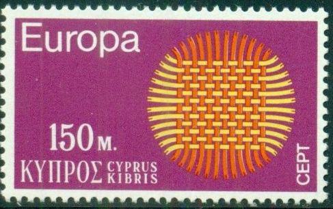 Cyprus 1970 EUROPA - CEPT c.jpg