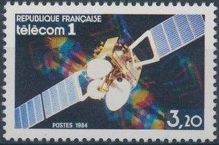France 1984 Télécom 1