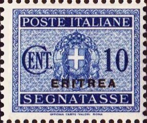 Italy-Eritrea 1934 Postage Due Overprinted b.jpg