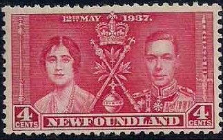 Newfoundland 1937 George VI Coronation b.jpg
