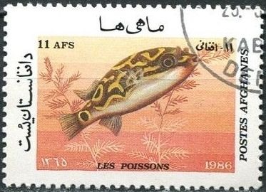Afghanistan 1986 Fishes e.jpg
