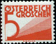 Austria 1927 Postage Due Stamps (Digit and Triangles) 2nd Issue a.jpg