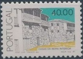 Portugal 1987 Portuguese Popular Architecture (3rd Group) b.jpg