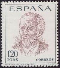 Spain 1967 Famous Spanish