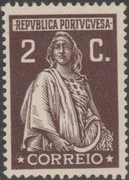 Portugal 1926 Ceres (London Issue)