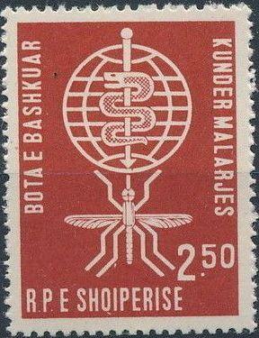 Albania 1962 Malaria Eradication b.jpg