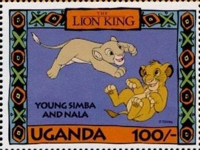 Uganda 1994 The Lion King c.jpg