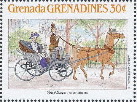 Grenada Grenadines 1988 The Disney Animal Stories in Postage Stamps 6a.jpg