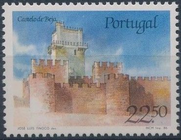 Portugal 1986 Castles and Arms (1st Group) b.jpg