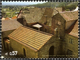 Portugal 2005 Portuguese Historic Villages (2nd Group) w.jpg