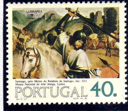 Portugal 1984 Portugues-Brazilian Stamp Exhibition LUBRAPEX '84 b.jpg