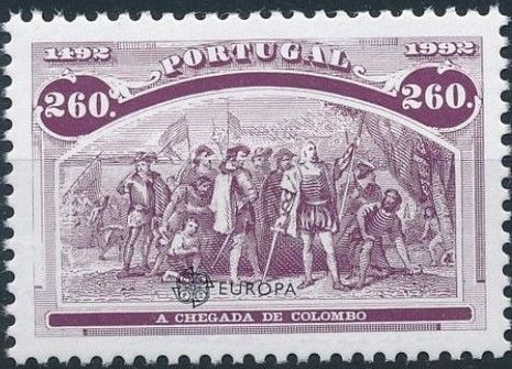 Portugal 1992 500th Anniversary of the Discovery of America d.jpg