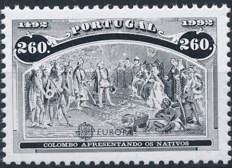 Portugal 1992 500th Anniversary of the Discovery of America e.jpg