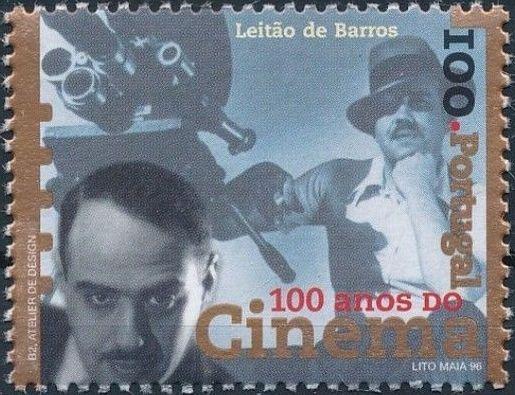 Portugal 1996 Centenary of Portuguese Cinema e.jpg