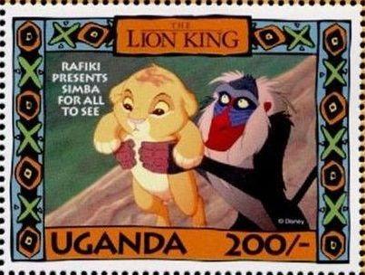 Uganda 1994 The Lion King l.jpg