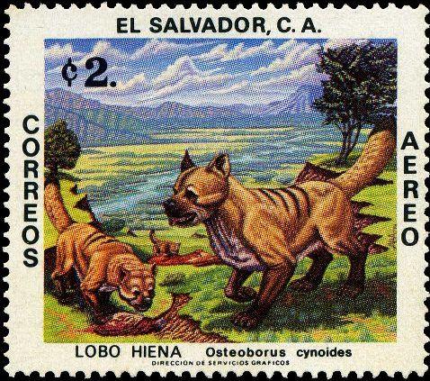El Salvador 1979 Prehistoric Animals f.jpg