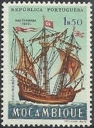 Mozambique 1963 Development of Sailing Ships f.jpg
