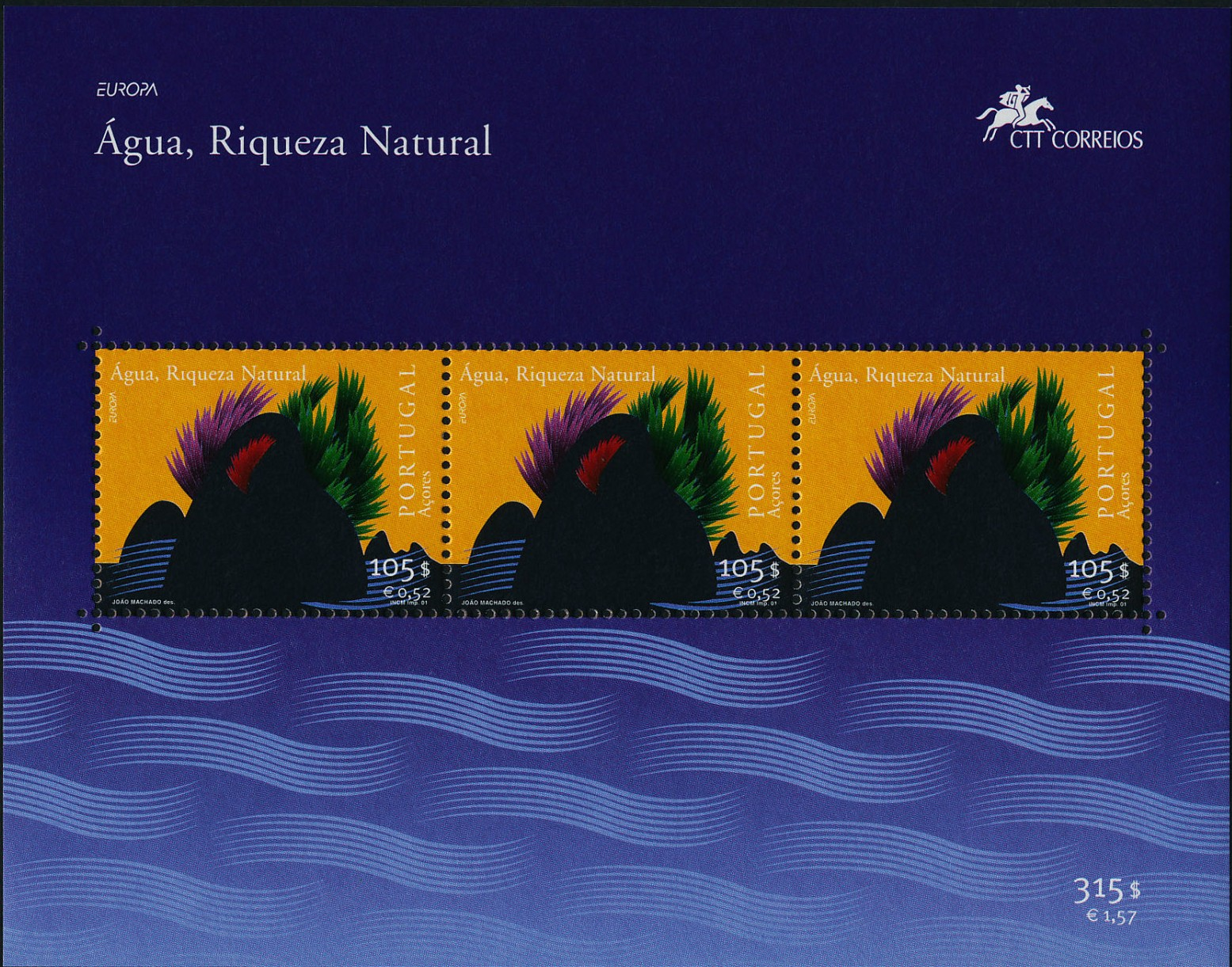 Azores 2001 EUROPA - Water, natural wealth c.jpg