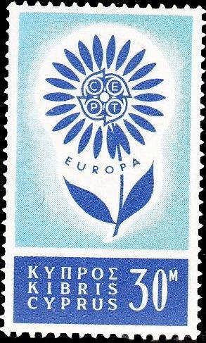 Cyprus 1964 EUROPA - CEPT b.jpg