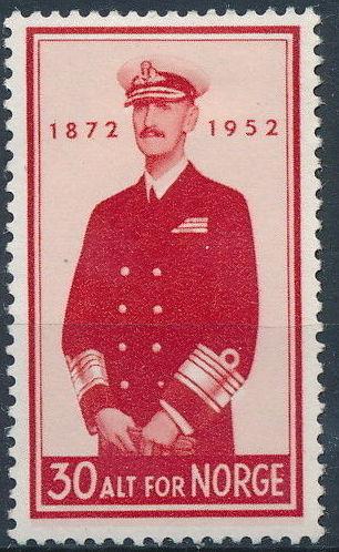 Norway 1952 80th Birthday of King Haakon VII a.jpg