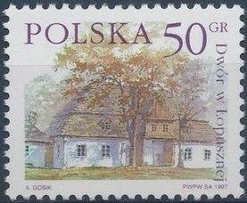 Poland 1997 Polish Manor Houses (1st Group)