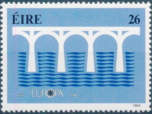 Ireland 1984 Europa