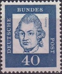Germany, Federal Republic 1961 Famous Germans i.jpg
