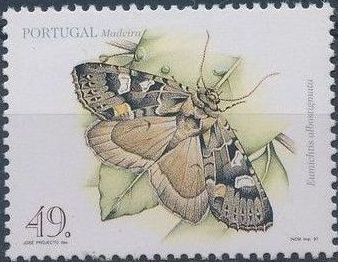 Madeira 1997 Insects from Madeira Island (1st Issue)