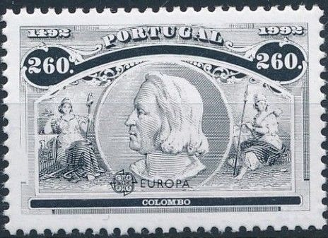 Portugal 1992 500th Anniversary of the Discovery of America g.jpg