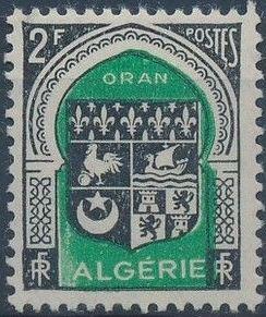 Algeria 1947 Coat of Arms (1st Group) k.jpg