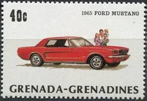 Grenada Grenadines 1983 The 75th Anniversary of Ford T c.jpg