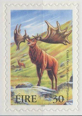 Ireland 1999 Extinct Irish Animals i.jpg