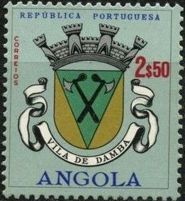 Angola 1963 Coat of Arms - (2nd Serie) k.jpg