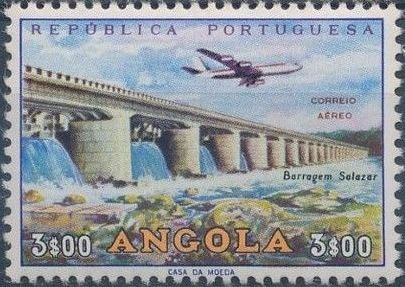 Angola 1965 Various Works and Airplane c.jpg