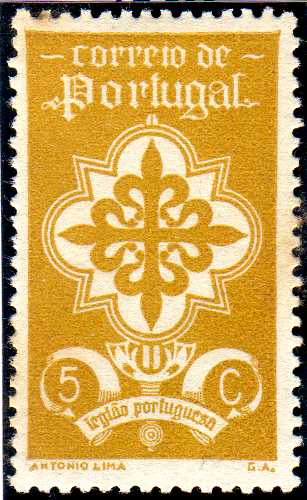 Portugal 1940 Portuguese Legion