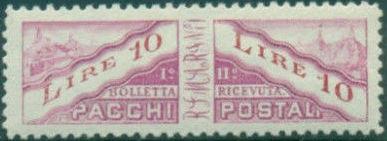 San Marino 1928 Parcel Post Stamps l.jpg