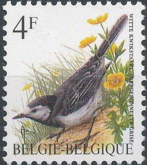 Belgium 1992 Birds (C)
