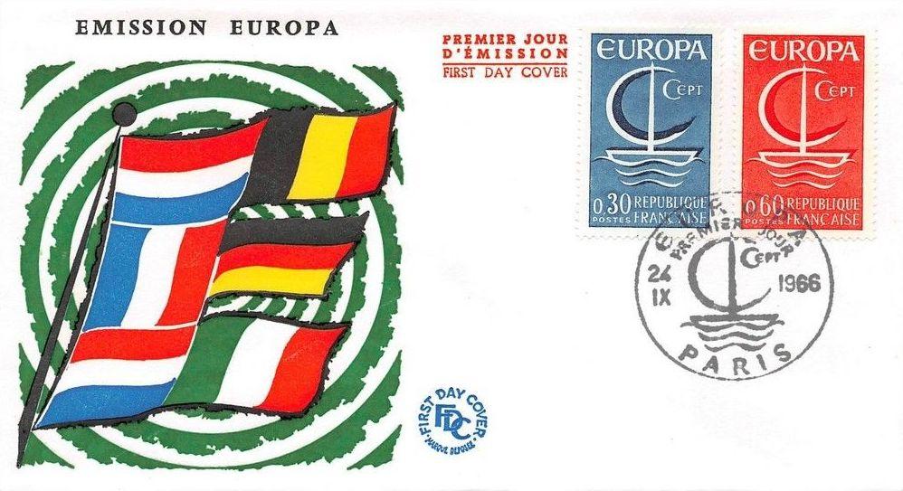 France 1966 EUROPA FDCa.jpg