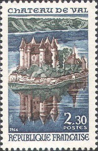 France 1966 Tourism - Val Chateau