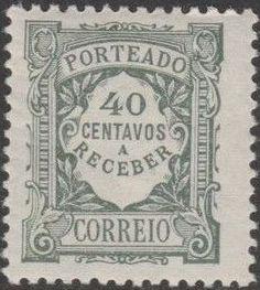 Portugal 1922 Postage Due Stamps (Unicolor) j.jpg