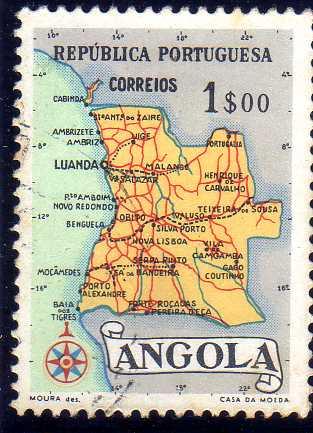 Angola 1955 Map of Angola d.jpg