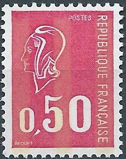 France 1971 Marianne de Béquet (1st Issue) b.jpg