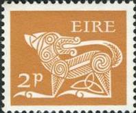 Ireland 1968 Old Irish Animal Symbols a.jpg
