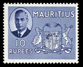 Mauritius 1950 Definitives o.jpg