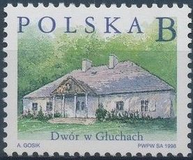Poland 1998 Polish Manor Houses (3rd Group)