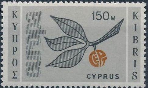 Cyprus 1965 EUROPA - CEPT c.jpg