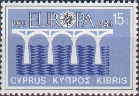 Cyprus 1984 EUROPA - CEPT b.jpg